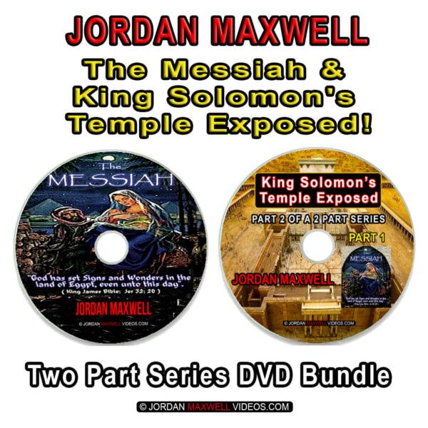 Jordan Maxwell The Messiah & King Solomon's Temple Exposed